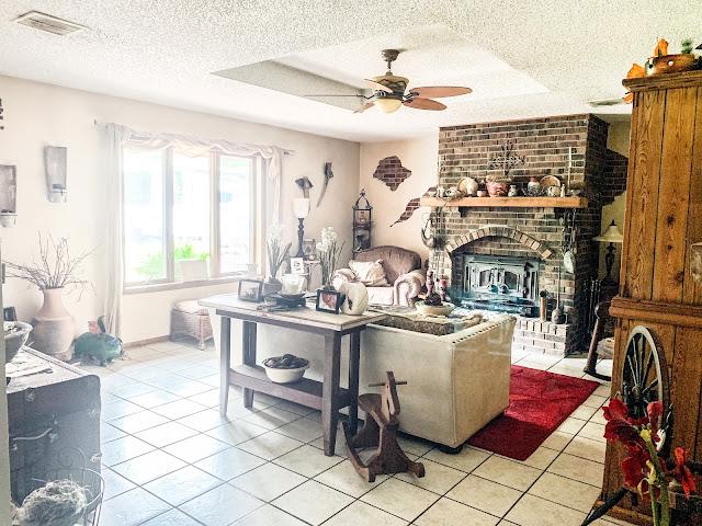 southwest neutral home decor