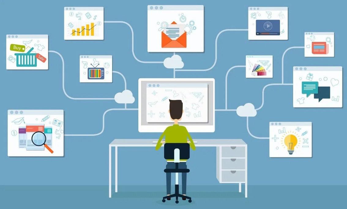 chọn hình thức kiếm tiền online