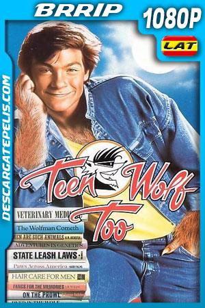 Teen Wolf 2 (1987) BRrip 1080p Latino – Ingles