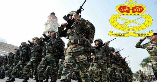 Permohonan Pengambilan Perajurit Muda Tentera Darat 2021 Online (Siri 193)