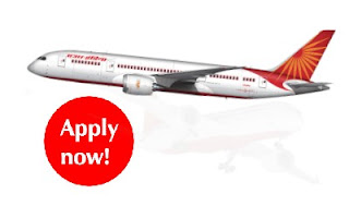 Air India recruitment 2020 Apply for the latest job at airindia.in