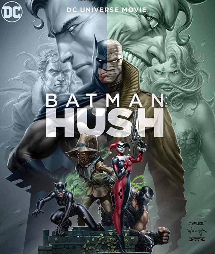 مشاهدة فيلم Batman: Hush 2019 مترجم