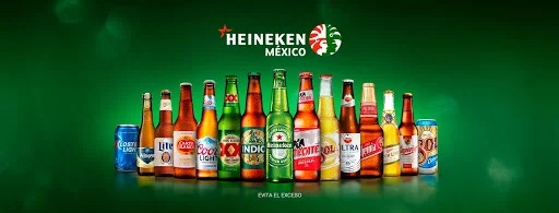 WEY, YA: Grupo Heineken dejará de surtir en México ante la pandemia de Coronavirus