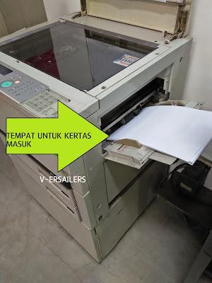 Cara menggunakan mesin fotocopy bagaimana mengoprasikan mesin fotokopi cara fotocopy bolak balik ukuran kertas a3 a4 a5 cara seting agar fotocopy digital terang hitam canon Epson fuji Xerox panasonic mp287 5000 5050 6000 6020 ir5000 np 6030 tips dan trik tutorial photocopy tanpa terbalik.