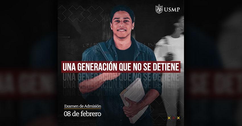 Resultados USMP 2021-1 (Lunes 8 Febrero 2021) Lista de Ingresantes - Examen de Admisión Virtual Ordinario - Universidad de San Martín de Porres - www.usmp.edu.pe