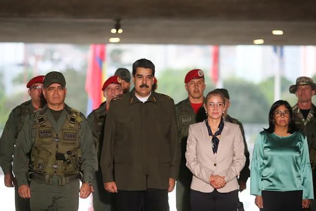 Gobiernos de la región abiertos a una posible acción militar contra Maduro