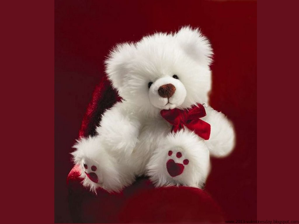 Christmas Teddy Bear Wallpaper: Happy Teddy Day 2016- Teddy Bear HD Wallpapers And Quotes