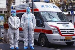 Korban Tewas Akibat Virus Corona Capai 106 Orang, 4 Ribu Pasien Dirawat di China