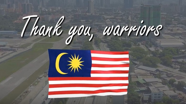 nam heong: message to malaysians