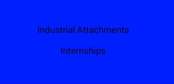 Industrial attachments Total Kenya