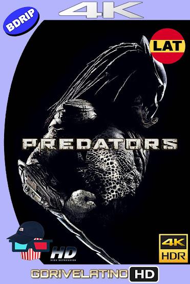 Depredadores (2010) BDRip 4K HDR Latino-Ingles MKV