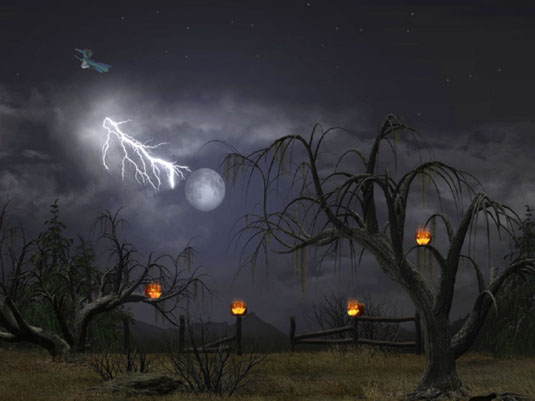 Horror Animated Wallpaper Free Download For Pc: Free Holiday Wallpapers: Halloween Backgrounds