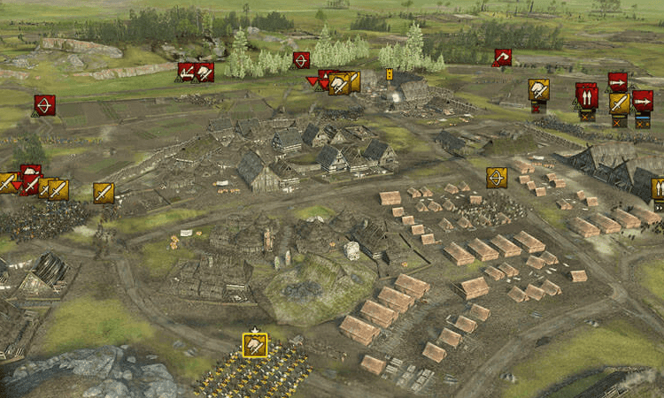 تحميل لعبة rome total war 2 بحجم صغير مجانا