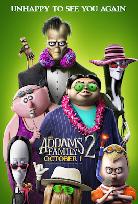 The Addams Family 2 Movie Poster 12