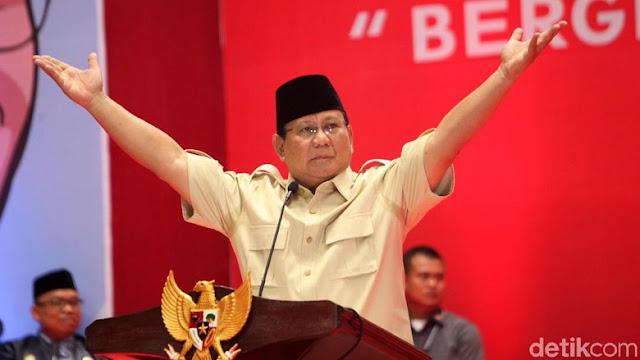 Prabowo Masih Atur Jadwal Soal Kehadiran di Reuni 212