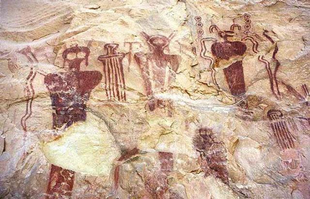 Resultado de imagen de hopi pueblo hormiga