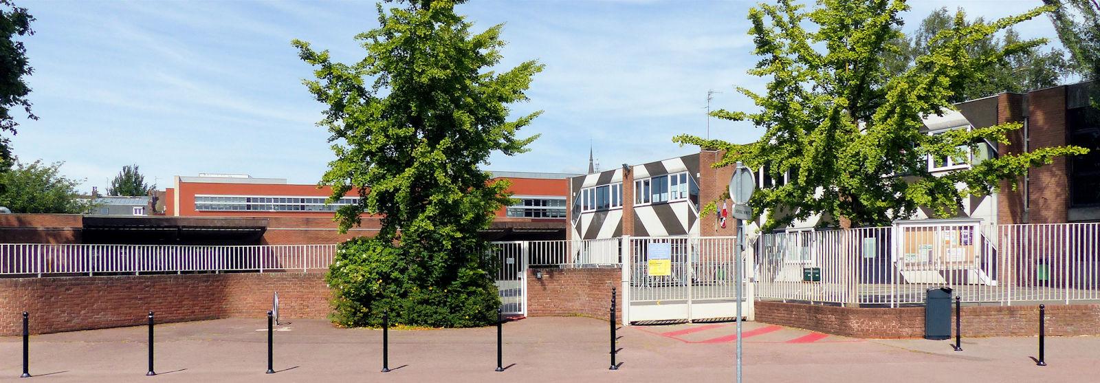 École primaire Bonnot - Tourcoing