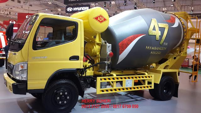 kredit mobil mixer 2019, kredit colt diesel mixer 2019