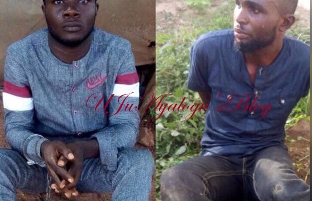 Police arrest wanted notorious Kogi kidnappers (PHOTOS)