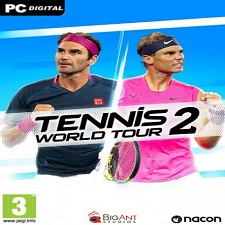Free Download  Tennis World Tour 2