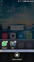 Lock app di vision UI