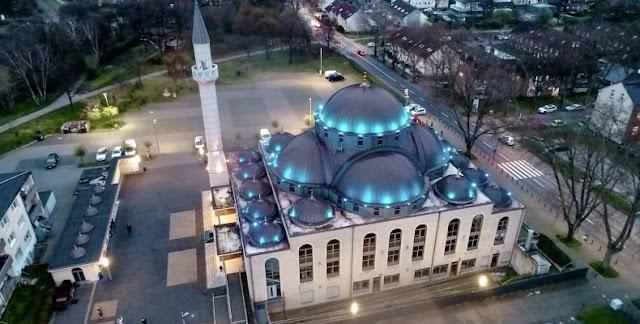 Πανευρωπαϊκά σχέδια Τουρκίας μέσω Ισλάμ