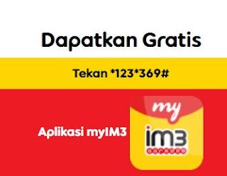 Cara Klaim Kuota Internet Gratis Indosat 30GB