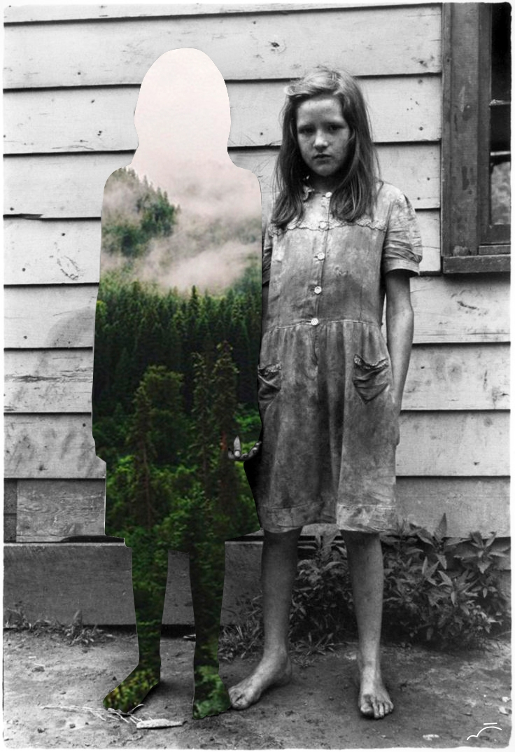 18-Sadness-Merve-Özaslan-Natural-Act-Photographic-Collage-Humans-with-Nature-www-designstack-co