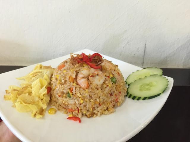 Amy Heritage Nyonya Cuisine - Nasi Goreng