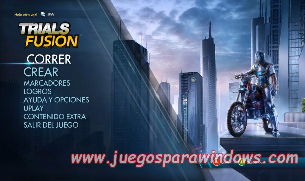 Trials Fusion Full PC ESPAÑOL Descargar (SKIDROW) UPDATE 1 1