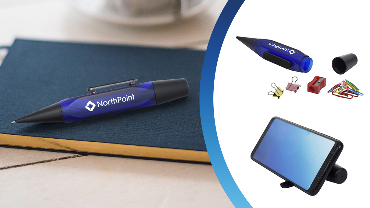 The Desk Assistant Pen