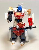 Lio Convoy Robot Mode