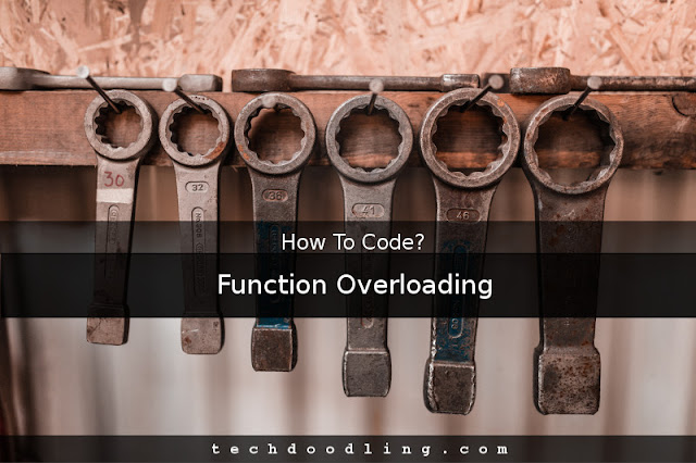 function overloading in programming -img