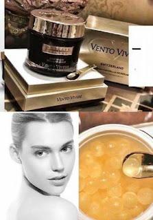 Kem trứng cá tầm Vento Vivere Luxe Caviar