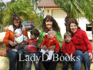 LadyD Books Family