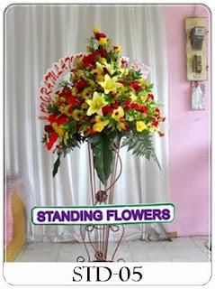 Jual Bunga Untuk Kekasih