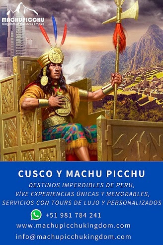 MACHUPICCHU AGENCIA DE VIAJES