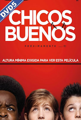 Good Boys 2019 DVD R1 NTSC Latino