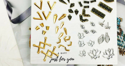 TierraCast's Make a Statement Jewelry Findings Giveaway
