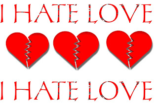Hate love image