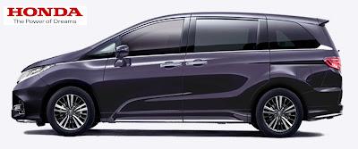 Harga Honda Odyssey Terbaru di Medan
