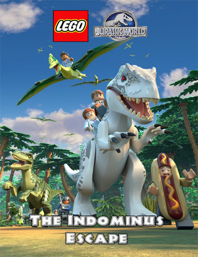 Ver LEGO Jurassic World: The Indominus Escape (2016) Online