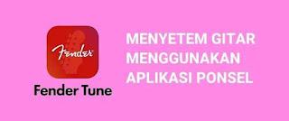 Cara Stem Gitar Ukulele Pakai Aplikasi Android iOS