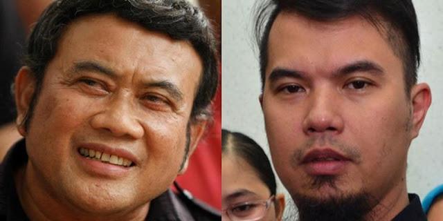 PKB Mulai Lirik AHOK, Akankah Nasib Ahmad Dhani seperti Rhoma Irama?