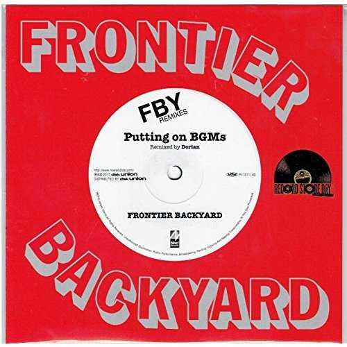 [Single] FRONTIER BACKYARD – Putting on BGMs Dorian Remix / Missing Piece Mabanua? (2015.05.04 /MP3/RAR)