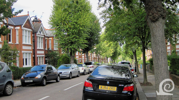 Snail in the City: Brentham Garden Suburb, Ealing: early ...
