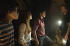 O Sétimo Guardião: Gabriel flagra Luz, Junior e Feijão invadindo caverna