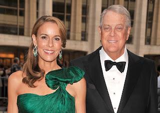 Richest-Women-Julia-Koch-and-Family