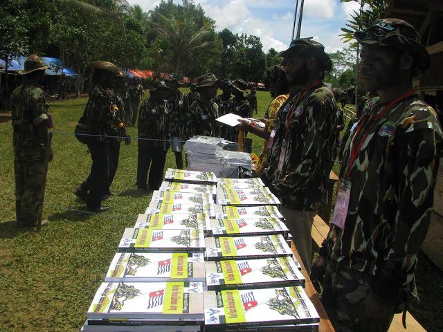 Sejarah Tentara Pembebasan Nasional Papua Barat - Organisasi Papua Merdeka