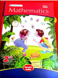 تحميل المعاصر ماث الصف الثانى الإبتدائى الترم الثانى math 2